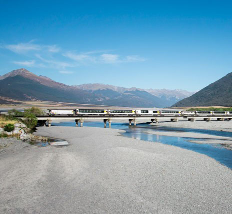 $40m Investment for Tranz Alpine